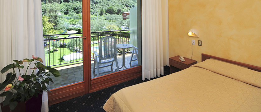 Hotel Astoria, Malcesine, Lake Garda, Italy - Double bedroom with balcony.jpg